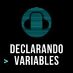 76 Declarando variables